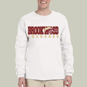 Brookwood -  4930 Fruit of the Loom Adult 5oz. 100% Heavy Cotton HD™ Long-Sleeve T-Shirt