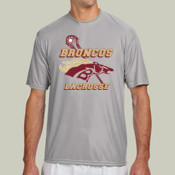 Broncos - N3142 A4 Short-Sleeve Cooling Performance Crew Neck T-Shirt